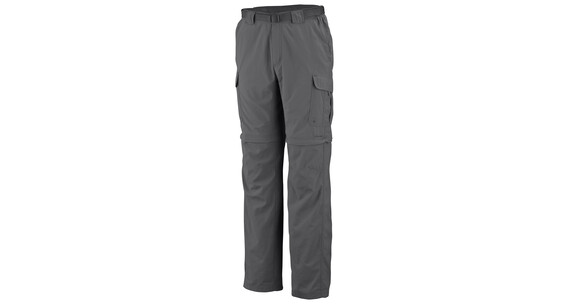 Columbia Silver Ridge II Convertible Mens Pant regular, grill